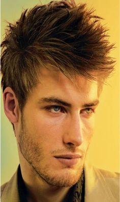 el mundo del peinado cortes pelo corto para hombres