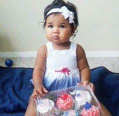 Beautiful black kids / baby / babies. Love cute prescious!