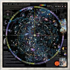 Map of Universe - ©Spaceshots