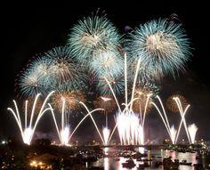 Bay City, Michigan, Fireworks Festival