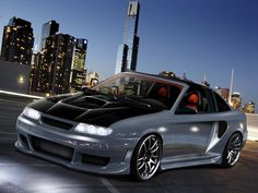 Opel Calibra by blackdoggdesign on DeviantArt