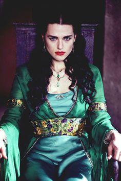 Katie Mcgrath in Merlin