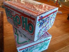 Sometimes Creative: Christmas Packages