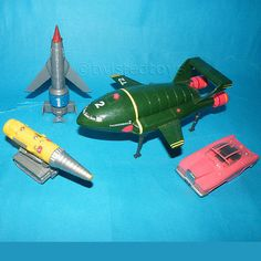 #Soundtech 2000 #thunderbirds 1 2 fab 1 & mole #vehicles mixed lot rare,  View more on the LINK: 	http://www.zeppy.io/product/gb/2/361143198776/