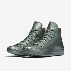Converse Chuck Taylor All Star Metallic Rubber High Top Women's Shoe