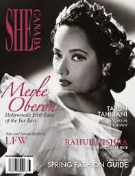 Merle Oberon (born Estelle Merle O'Brien Thompson; 19 February 1911 – 23 November 1979) was a Eurasian actress who began her film career in British films as Anne Boleyn in The Private Life of Henry VIII (1933). After her success in The Scarlet Pimpernel (1934), she traveled to the United States to make films for Samuel Goldwyn. She was nominated for an Academy Award for Best Actress for her performance in The Dark Angel (1935). A traffic collision in 1937 caused facial injuries that could…