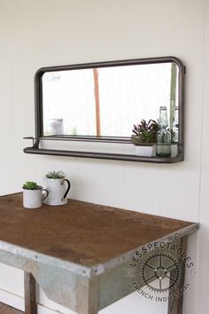 Product Dimensions:  37 x 6 x 18t mirror 34 x 13.5t  Shipping included in Price.