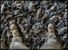 Chernobyl Gas Masks/Respirators
