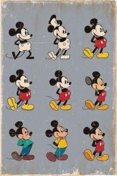 February 2017: Mickey.