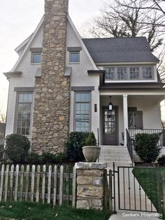 Historic Franklin Homes: Drive By's - Southern Hospitality
