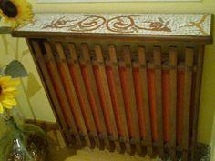 1000 images about cubre radiadores on pinterest - Hacer un cubreradiador ...