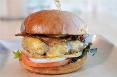 Hopdoddy Burgers, SoCo, Austin, TX The Ahi Tuna is TO DIE FOR!!!