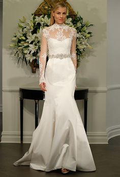 Romona Keveza: 10 of Our Favorites from her Fall 2015 Preview. #weddings #dresses #romonakeveza