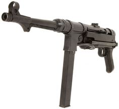 MP40 Slab Sided (German)
