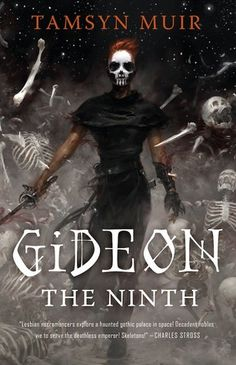 Kindle Gideon the Ninth (The Locked Tomb Trilogy Book Author Tamsyn Muir, New Fantasy, Fantasy Books, Space Fantasy, Fantasy Romance, Got Books, Books To Read, New York Times, Book 1, The Book
