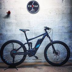 Cube STRING HYBRID WS 120 Race 500 (2018)  Découvrez ce VTT à assistance électrique sur notre site internet ou au magasin !!!   #velobrival #cube #cubebike #vtt #velo #bike #mtb #correze #limousin