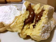 Focacinne alla Nutella al Forno pronte in 10 Minuti | Ricette In Armonia