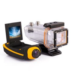 "Full HD Sports Action Camera ""ProView HD II"" - 1080p, Waterproof Case, HDMI, 4 Mounting Accessories http://www.chinavasion.com/china/wholesale/Digital_Cameras-Camcorders/Sports_Action_Camcorders/Full_HD_Sports_Action_Camera_ProView_HD_II_-_1080p_Waterproof_Case_HDMI_4_Mounting_Accessories/"