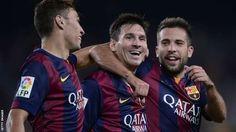 Barcelona 3 - 0 Elche http://supersoccerdrills.com