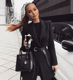 blazer outfits for work business professional attire Winter Fashion Outfits, Work Fashion, Fall Outfits, Fashion Looks, White Blazer Outfits, Fashion Beauty, Workwear Fashion, 90s Fashion, Style Fashion