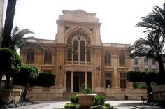 The Eliyahu Hanavi Synagogue was told by the regime of President Mohammed Morsi that Jews would not be allowed to pray during High Holiday services in September. The synagogue's rabbi was told that Egyptian police could not guarantee security. Jewish Synagogue, Jewish Temple, Synagogue Architecture, Holiday Service, Judaism, Cairo, Alexandria, Egyptian, Muslim