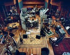 Music Studio a little big and cluttered but it captures the idea                                                                                                                                                                                 Plus
