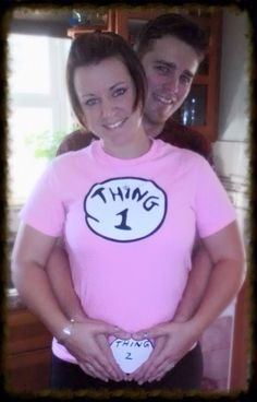 Our Pregnancy Reveal :-)