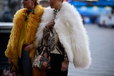 Copenhagen Fashion Week Fall 2016 - -Wmag
