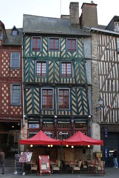 Rennes Bretaña France