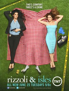 Rizzoli & Isles Movie Poster