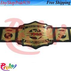 World Heavyweight Championship, Professional Wrestling, Good Communication, Craftsman, Best Gifts, Brand New, Etsy Shop, Belt, Tags