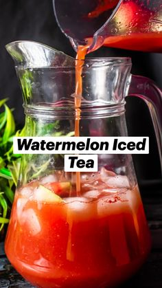 Iced Tea Recipes, Drinks Alcohol Recipes, Afghan Food Recipes, Homemade Tea, Fresco, Tea Drinks, Alcoholic Beverages, Summer Drinks, Drinking Tea