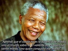 Pensamientos de Nelson #Mandela #coaching