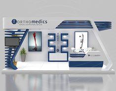 Ознакомьтесь с этим проектом @Behance: «Orthomedics Booth» https://www.behance.net/gallery/17880743/Orthomedics-Booth