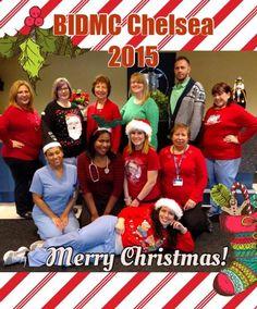 BIDMC Chelsea wishes you a Merry Christmas!