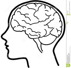 Drawn Brain Drawing - Easy Drawings Of Brain Free PNG Images . Drawing Tips brain drawing Brain Vector, Drawing For Kids, Drawing Tips, Art For Kids, Human Body Activities, Brain Activities, Brain Icon, Anatomy Coloring Book, Science Classroom