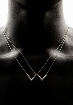 Karin Andreasson | Two Point Necklace