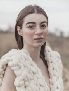 Sonia Carrasco. #emergingdesigner #knitting #knitwear #youngdesigner #fashion #structured #volume #textured