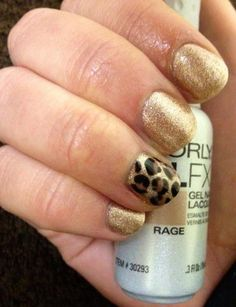 Orly gel fx, rage with liquid vinyl and coffee break leopard print! Soak Off Gel Nails, Gel Nail Polish, Beauty Tips, Beauty Hacks, Hair Beauty, Orly Nails, Red Carpet Manicure, Beauty Express, Gel Designs