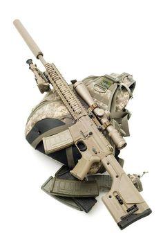 Sniper light gear