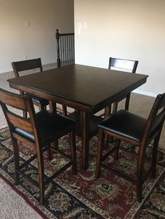 39a6679b99ff Dining Table with Chairs Used Furniture For Sale