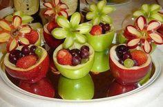 Come preparare una macedonia di frutta