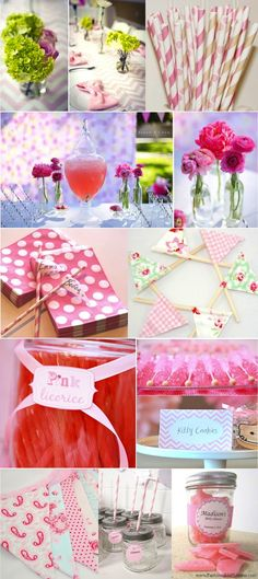 Plan a 'Shabby Chic' Baby Shower - Fashionable Hostess