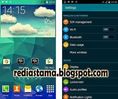 Custom ROM Samsung S5 for Acer Liquid E3