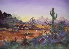 Sherry Winkler - Desert Sun