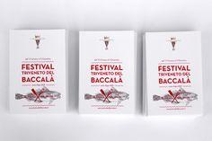 Festival del baccalà 2012 by Dry Design , via Behance