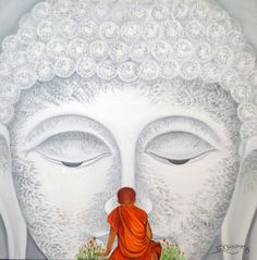BUY+PAINTINGS+ONLINE+BY+SANTOSH+KUMAR+SHARMA.+BUDDHA+PAINTINGS+ONLINE+ON+ARTZYME.COM.+HIS+PAINTINGS+ONLINE+ARE+AVAILABLE+ON+ARTZYME.COM.+S+K+SHARMA,+A+KNOWN+FIGURE+IN+THE+ART+INDUSTRY,+PASSED+BFA+FROM...