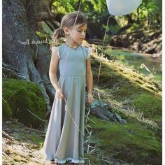 Well Dressed Wolf That day in May maxi Well Dressed Wolf, Girls Dresses, Flower Girl Dresses, Wedding Dresses, Day, Flowers, Closet, Fashion, Bridal Dresses