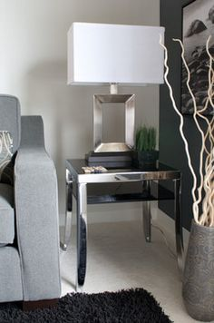 Living Rooms - contemporary - living room McBurney Junction
