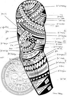 Tribal Armband Tattoo, Tribal Tattoos For Men, Tribal Sleeve Tattoos, Arm Tattoos For Guys, Forearm Tattoos, Arm Band Tattoo, Polynesian Tattoo Sleeve, Polynesian Tribal Tattoos, Samoan Tattoo